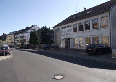 Tanzschule Kaechele (Blick von rechts)