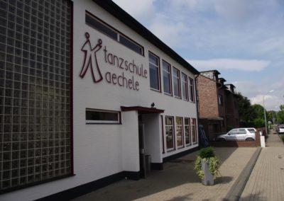 Tanzschule Kaechele (Blick von links)