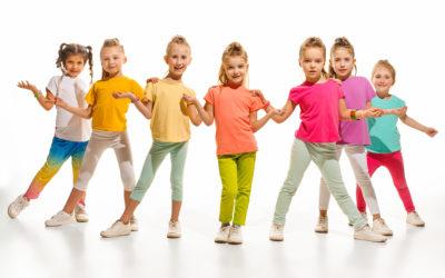 Tanzkurse für Ihre Kinder